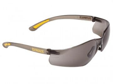 Contractor Pro ToughCoat Safety Glasses - Smoke